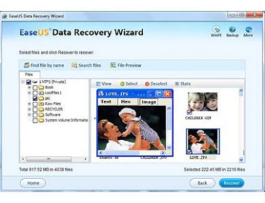 Data Rescue Wizard File Recovery Software