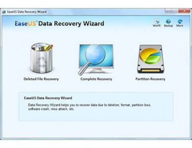 Data Rescue Wizard HDD Recovery