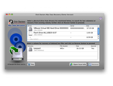 Disk Doctors Mac Data Recovery Compared to the Best