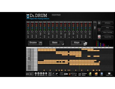 Dr. Drum interface