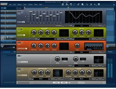 Magix Interface