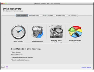 Stellar Recover Mac