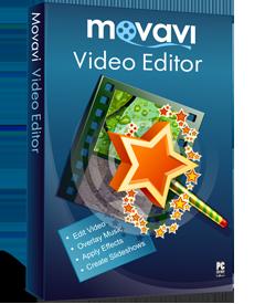 Movavi Video Editor 12.0.1 Portable/12.0 [Full Crack] โปรแกรมตัดต่อวีดีโอ